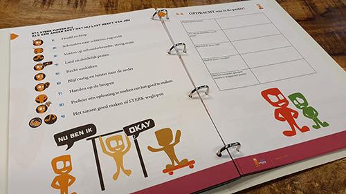 OMP-werkboek